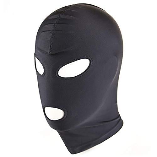 Máscara de Juego de rol elástica cómoda, máscara de Cosplay para Juegos de Aventuras (Estilo 4)