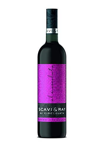 Scavi & Ray Rosso Prestigio Al Cioccolata Rotwein 6 x 0,75 l