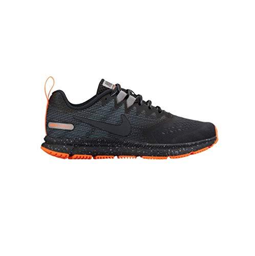 Nike BUTY Wmns Zoom Span 2Shield Shoes, Black, 40.5