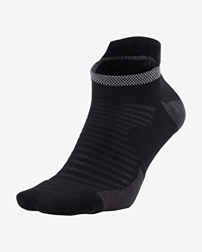 Nike Spark Cush Ns - Calzini da uomo, Uomo, Calzini, CU7201, Nero/riflettente, 36