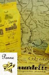 Martelli Penne (schräg geschnitten), 1.000g