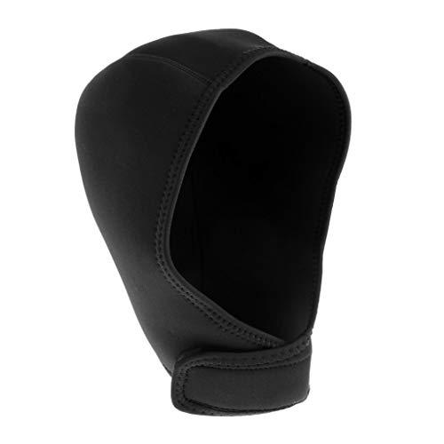 Tenlacum Gorro de neopreno cálido de 3 mm para buceo, natación, surf, cálido, duradero y cómodo