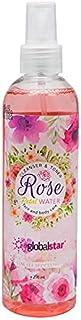 ماء الورد من جلوبال ستار مناسب لجميع انواع البشرة سعة 250 مل
