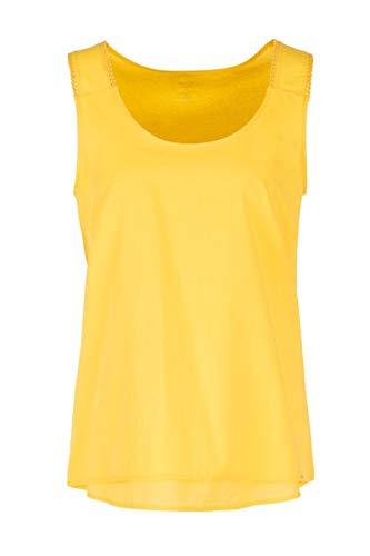 Marc Cain Collections Damen Top Farbe gelb, Größe 36