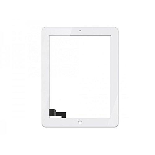 Third Party - Ecran Tactile iPad 2 Blanc - 0583215011905