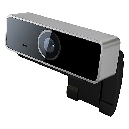 Baalaa 1080P Webcam con micrófono estéreo USB Webcam para transmisión en línea clase para Zoom/Skype/Facetime/equipos PC portátil