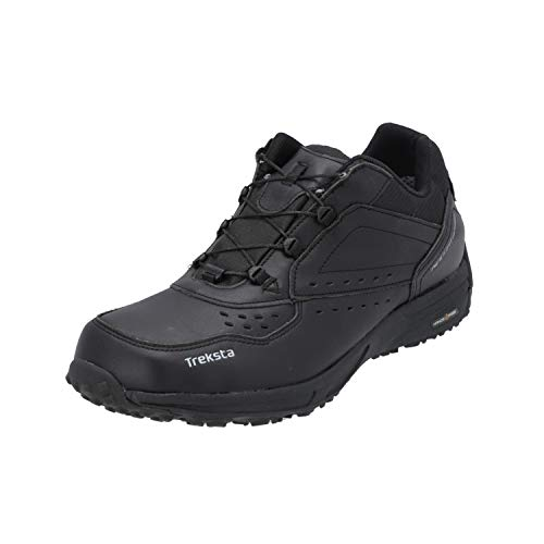 Treksta T045513 Handsfree 108 - Zapatillas de trekking con cierre rápido, color negro, color Negro, talla 42 EU