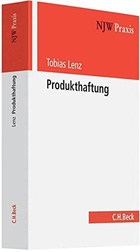 Produkthaftung (NJW-Praxis)