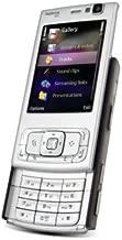 Nokia N95 Unlocked Cell Phone with 5 MP Camera, International 3G, Wi-Fi, GPS, MP3/Video Player, MicroSD Slot--International Version No Warranty (Brown)