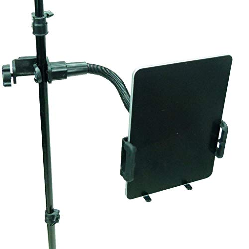 BUYBITS H.U.G XL Music/Mic Stand Tablet Holder fits Apple iPad Air 4 (2020)