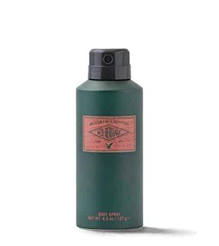 american eagle body spray for men AEO American Eagle Heritage Body Spray for Men