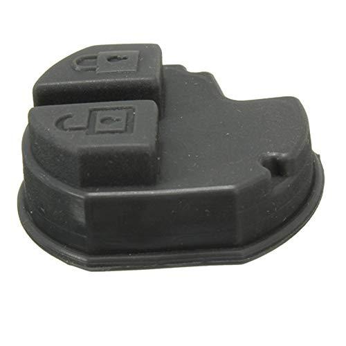 Belupai - Almohadilla de goma con 2 botones para llave remota Suzuki Grand Vitara SWIFT IGNIS ALTO SX4