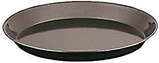 Paderno World Cuisine 11744-24 Blue Steel Heavy Duty Baking Pan, Small, Black