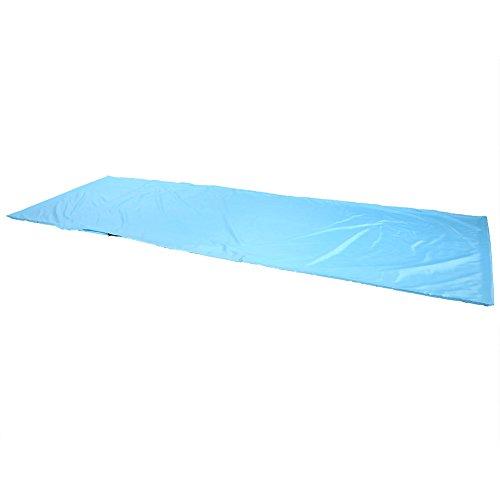 Sovpåse, lätt mjuk och bekväm rektangulär sovsäck, perfekt för inomhus- och utomhusbruk (nr 1)