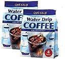 カフェカルディ ウォータードリップコーヒー 水出しアイスコーヒー (40g×4p)【2個セット】