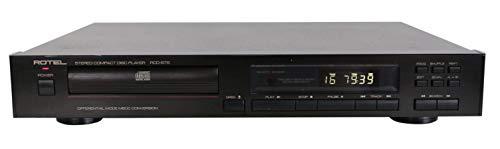 Rotel RCD-975 CD Spieler in schwarz - High End Gerät