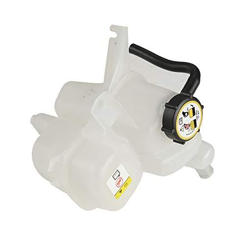 Engine Coolant Reservoir Coolant Overflow Tank with Sensor and Cap...