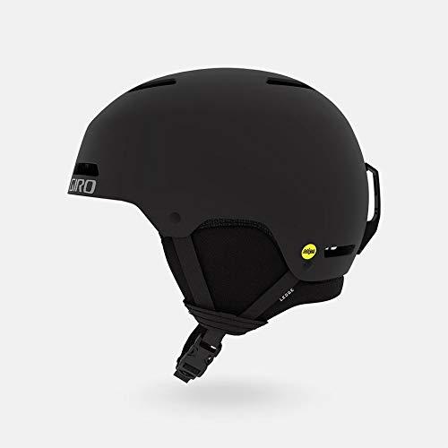 Giro Ledge MIPS Snow Helmet - Matte Black - Size L (59-62.5cm)