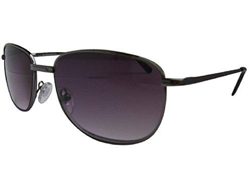 Zon lezers Pilot getinte leesbril zonne-lezers in zwart, tinnen of goud UV beschermde lenzen en lente scharnieren