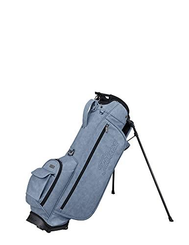 タイトリスト(TITLEIST) クラシック隠し スタンドバッグ CBSH12-BL ブルー