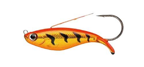ラパラ(Rapala) ウィードレスシャッド 8cm 16g アカキンタイガー WEEDLESS SHAD WSD8-GFRT