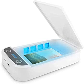 Aibecy Multi-Functional Cell Phone UV Cleaner Box