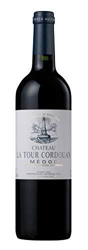 CHATEAU LA TOUR CORDOUAN - 2016 - Red wine - Grand Vin Rouge de Bordeaux Médoc -