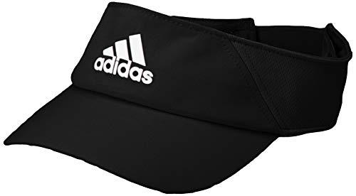 adidas adidas Damen Climalite Visier, Black/Black/White, OSFW