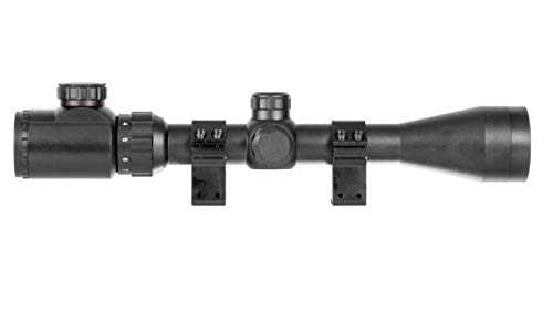 IDP Vogler Fernglas/Optik 3-9x40 EG MilDot Zielfernrohr mit Montage beleuchtet