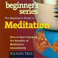 The Beginner's Guide to Meditation 1564559718 Book Cover