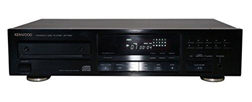 Kenwood DP-1510 CD Player - schwarz