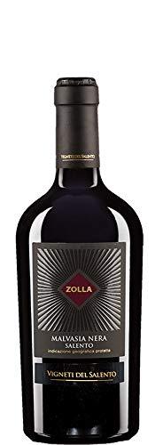 Zolla Malvasia Nera IGP - 2019 (1 botella de 0,75 L)