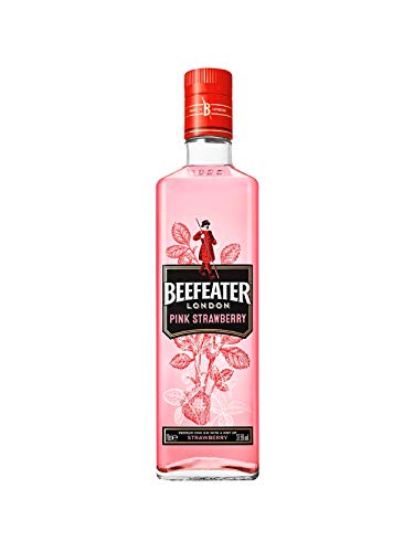 Beefeater Pink Strawberry Flavoured Gin, 70 cl