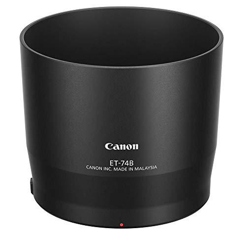 Canon ET-74B Paraluce per Obiettivo Canon EF 70-300 IS II USM, Nero