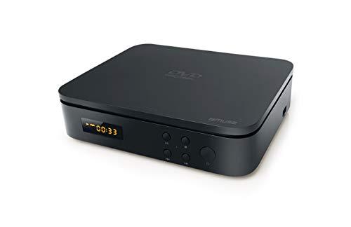 Muse M-52 DV DVD Player mit LED Display, USB, HDMI, RCA Ausgang