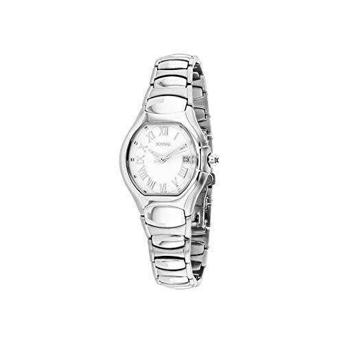 Jovial Women's Classic - White - Quartz Watch