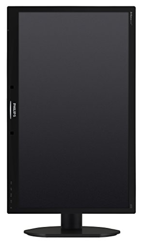 Philips 220B4LPYCB/00 55,9 cm (22 Zoll) Monitor (VGA, DVI, USB, DisplayPort, 1680 x 1050, 60 Hz, Pivot) schwarz