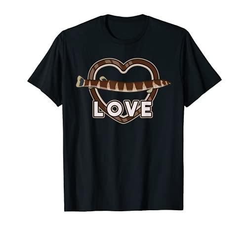 Dornaugen Dornauge Schmerle Aquarium Zierfisch Aquarianer T-Shirt
