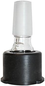 Easy Flow Adaptador de herramienta de agua para el vaporizador Crafty/Mighty (18 mm)