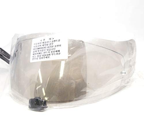 HJC Helmet Shield / Visor HJ-20M(Gold, Silver, Blue) For FG-17, IS-17, RPHA ST helmets, Bike Racing Motorcycle Helmet Accessories - Made in Korea (Silver) by HJC Helmets