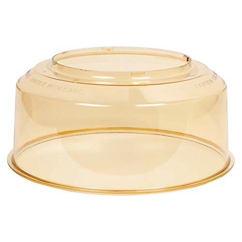 NUWAVE Power Dome (Genuine Replacement Dome Made by the Manufacturer) - Compatible with NuWave Oven Models 20201 to 20299; Pro Models 20301 to 20399; and Pro Plus Models 20601 to 20699; and Elite