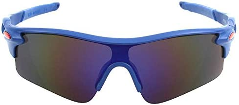 AE Sports Blue Sunglasses good for fishing golf tennis running baseball and uv400 protection product image