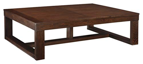 Hot Sale Contemporary Dark Brown cocktail Table
