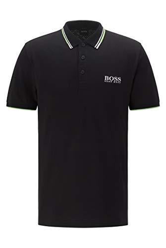 BOSS Herren Paddy Pro Poloshirt aus schnell trocknendem Piqué