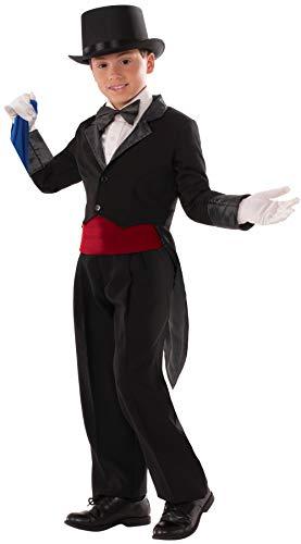 Forum Novelties 76469 Zauberer Frack Kostüm