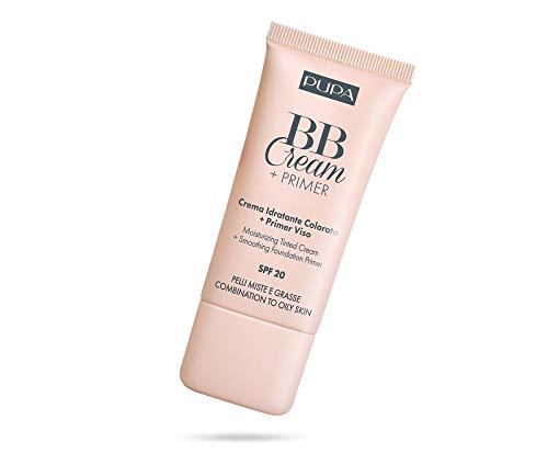 Pupa Bb Cream + Primer Pelli Miste e Grasse - Bronze - 30 Gr