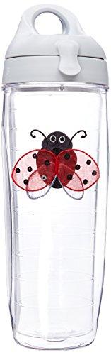 Tervis Water Bottle, Lady Bug