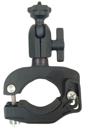 PanaVise 13250 BarGrip XL Action Camera Bar Mount, Black