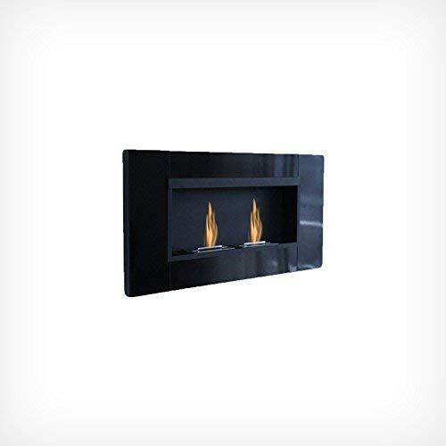 Druline Bio Ethanol Wall Fireplace Cheminee Gel Table