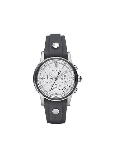 DKNY Damen-Armbanduhr Chronograph Kautschuk NY8175